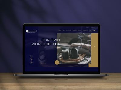 Tea Ghashfander Website
