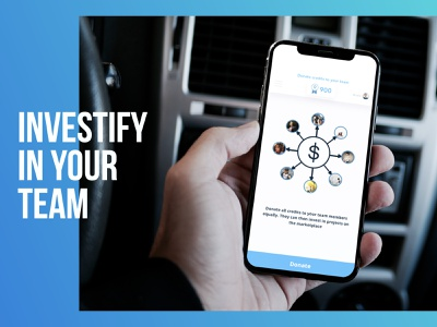 Investify in internal projects teams investments invest nenad ivanovic app belgrade serbia ux ui