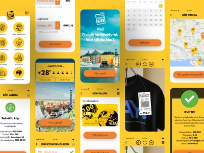 Augmented Currency Converter Mobile App forex persona user research banking bank currency converter currency exchange currency augmented reality augmented exchange finance design app ux ui fintech app swedish sweden fintech