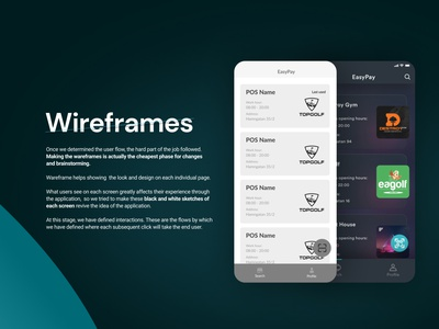 Dark Mode and White Label security security app it security access management remote fintech payment pay prototyping interaction design wireframing wireframe mobile app mobile white label dark mode dark