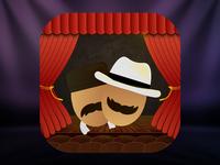 Theatre App Icon