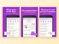 Nenad ivanovic ui ux design period app