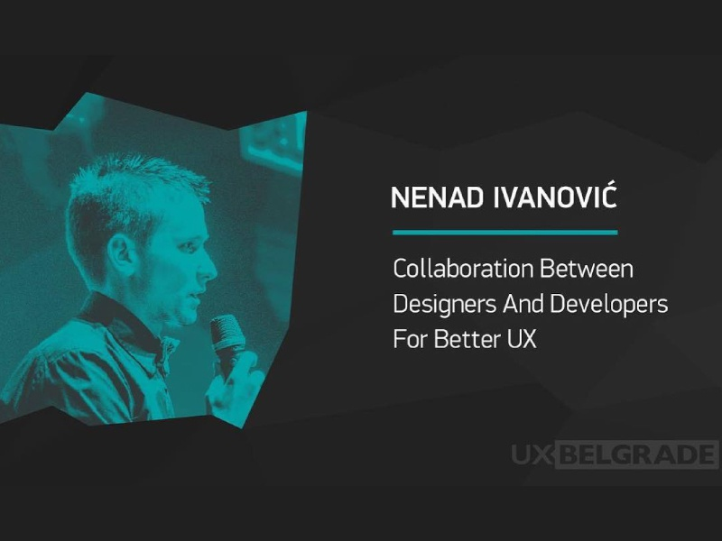 Interview for UX design blog collab collaboration education edu serbia belgrade talk blog design ui ux interview