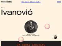 UX Meets Security