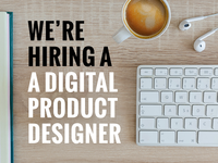 Looking for Product Designer @ Belgrade