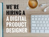 Looking for Product Designer @ Belgrade