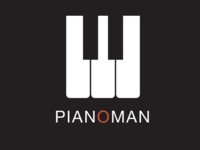 Pianoman Logo