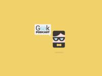 Geek Podcast Logo