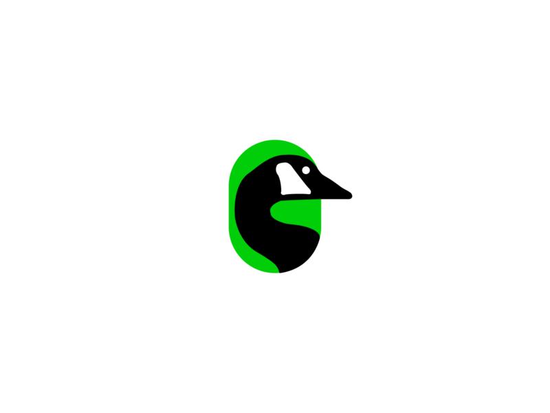 Goose Engine Brand Mark logo