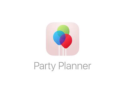 Balloons or Lollipops?  ios9 ios8 ios7 app icon ios
