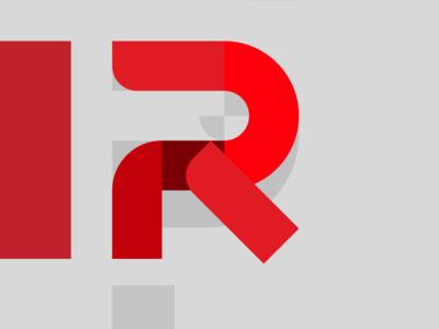 """""""R"""" work in progress logo"""