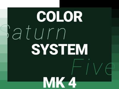 Color System Mk 04 voyager color palette color design system scss saturn v