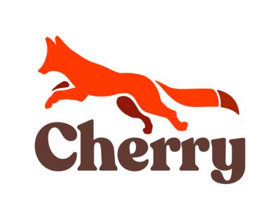 Cherrypicked Branding illustration vintage fox branding logo