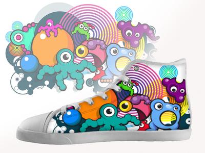 Shoe Pattern 1