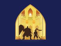 Ornstein and Smough (Dark Souls)