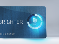 Credit Card Design Concept