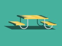 Skate Tables