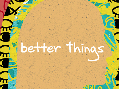 FX Better Things Opening Titles concepts tv graphic motion