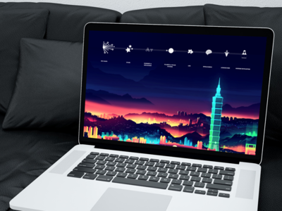 Personal Wallpaper (Macbook Pro) freebie free apple photoshop vector icon wallpaper design illustration
