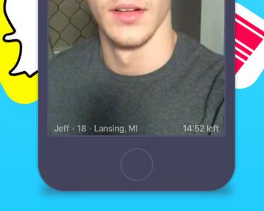 Interview Millennials (Project) clean fun iphone flat website web