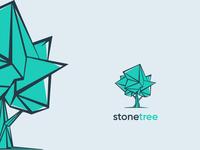 Stone-tree Logo