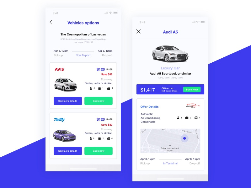 Discovery Mundo Hotel Car Booking By Creoeuvre On Dribbble