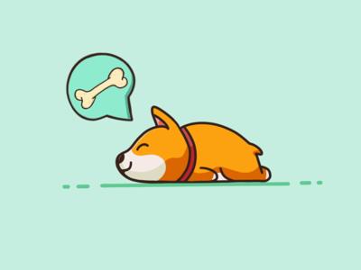 Sleepy Dog 🐶