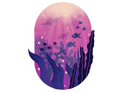 Underwater world!