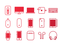 Apple Icons