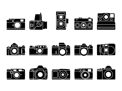 Iconic Cameras - Solid