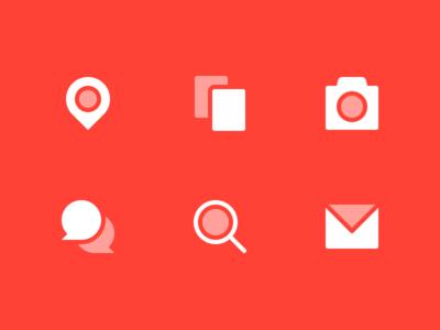 Icon Variation 2 - Dual Opacity