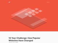 Www.arun.is blog 10 year challenge