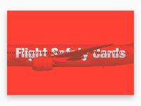 Elements of Flight Safety Card Design
