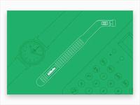 Dieter Rams designed a Gillette's razor