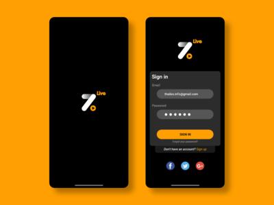 Zo Live App | Video Streaming