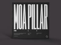 """Moa Pillar """"Hymns"""" vinyl"""
