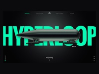 Hyperloop website