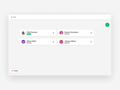 Add Members icon ux manager todo app uidesign web list todo tool management task