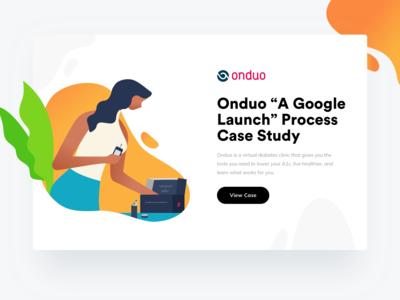 Onduo - Illustration Case Study