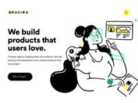 brucira.com Launch