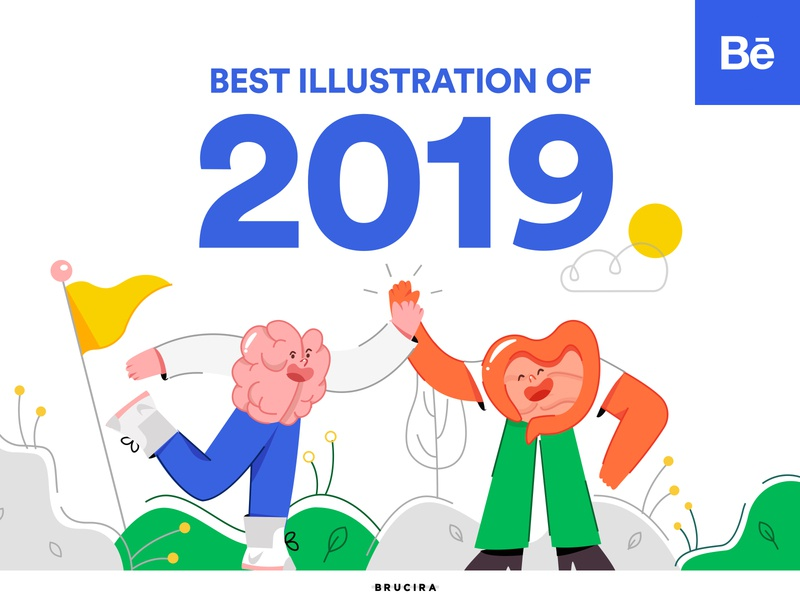 Best illustration of 2019 illustration art illustrator icon design vector line art doodle blog behance product illustration uiux ui illustration behance project brand design brand illustration case study presentation library design systems
