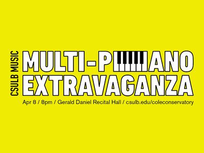 Music Piano Extravaganza