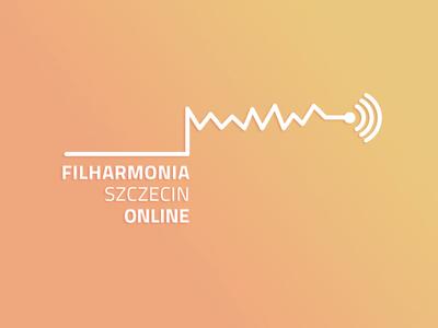 Szczecin Philharmonic Online szczecin sign znak online philharmonic branding logo