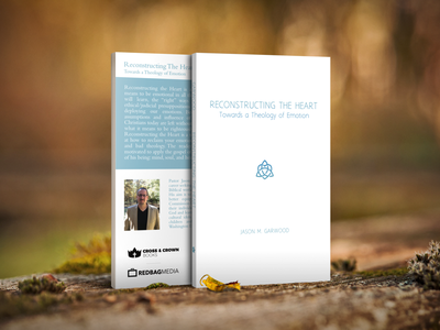 Reconstructing the Heart Book Design line art print design cover design book design heart triquetra