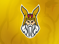 Royal Vikings Mascot Logo