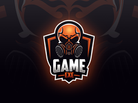 GAME EXE - Sports Logo