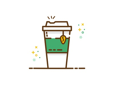 Is there a starbucks feel?