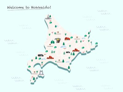 Welcome to Hokkaido!
