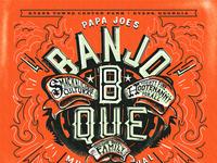 Banjobque 2018 poster