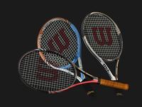 Wilson CGI Rackets
